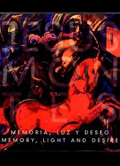Portada del llibre Memoria, Luz y Deseo de Jesús Montes